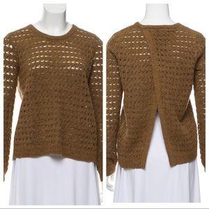 Rag & Bone sweater s small open knit crew